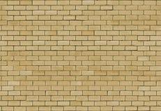 Безшовная золотая кирпичная стена для текста Стоковое фото RF