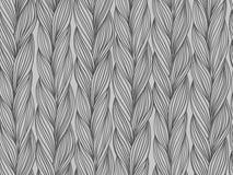 Безшовная имитация картины ткани свитера Стоковое Изображение
