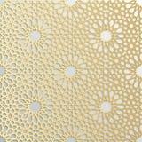Безшовная исламская картина 3d Традиционный арабский элемент дизайна Стоковые Изображения RF