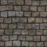 Безшовная каменная стена Стоковое фото RF