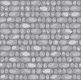 Безшовная каменная стена Стоковое Фото