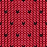 Безшовная картина арбуза Стоковое Изображение