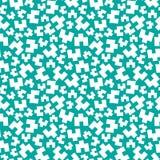 Безшовная картина белых геометрических диаграмм стоковое фото