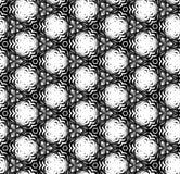 Безшовная картина, вектор Стоковая Фотография RF