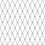 Безшовная картина диамантов Текстура сетки решетки бесплатная иллюстрация