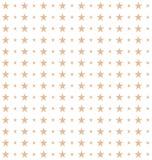 Безшовная картина звезд сделанных в векторе иллюстрация вектора