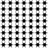 Безшовная картина зигзага. Стоковое Фото