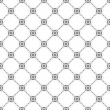 Безшовная картина линий и точек геометрические обои необыкновенно бесплатная иллюстрация