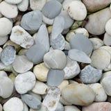 Безшовная картина камня моря Стоковые Фотографии RF