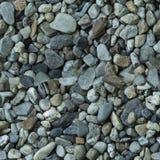 Безшовная картина камня моря Стоковые Изображения RF