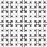 Безшовная картина квадратов предпосылка геометрическая необыкновенно бесплатная иллюстрация