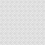 Безшовная картина кругов и линий предпосылка геометрическая Стоковые Фотографии RF