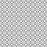 Безшовная картина кругов предпосылка геометрическая необыкновенно иллюстрация штока
