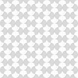 Безшовная картина округлых форм повторения предпосылка геометрическая Стоковое Изображение RF