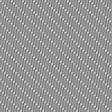 Безшовная картина округлых форм геометрические обои иллюстрация вектора