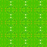 Безшовная картина орнамента Стоковое Фото