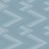 Безшовная картина при нашивки градиента, сделанные в геометрическом тексте Иллюстрация штока