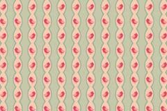 Безшовная картина птицы шаржа Стоковая Фотография RF