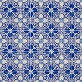 Безшовная картина плитки Стоковое Фото