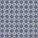 Безшовная картина плитки Стоковая Фотография RF