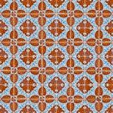 Безшовная картина плитки Стоковые Изображения RF