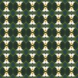 Безшовная картина сделанная от красочного крыла бабочки для backgroun Стоковая Фотография