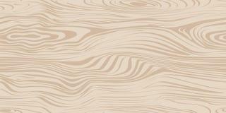 Безшовная картина с деревянной текстурой Стоковые Фотографии RF