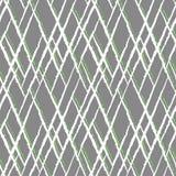 Безшовная картина с линиями сложной формы нарисованными рукой Стоковые Изображения RF