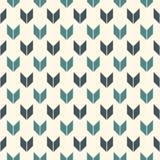 Безшовная картина с мотивом стрелок Повторенные мини стенные угольники Обои шевронов абстрактный minimalist предпосылки иллюстрация вектора