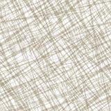 Безшовная картина с случайной текстурой пересекающаяся линия иллюстрация штока