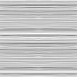 Безшовная картина с черными линиями иллюстрация штока