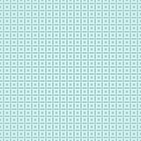 Безшовная картина с checkered формами в ретро стиле. Стоковое фото RF