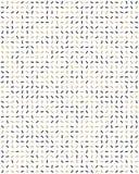 Безшовная картина с confetti стоковые фотографии rf