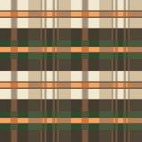 Безшовная картина тартана шотландки Стоковое фото RF