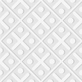 Безшовная картина точек и линий геометрические обои необыкновенно иллюстрация штока
