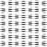 Безшовная картина точек предпосылка геометрическая Стоковая Фотография