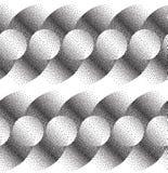 Безшовная картина точек EPS 10 также вектор иллюстрации притяжки corel Точки конспекта безшовные бесплатная иллюстрация