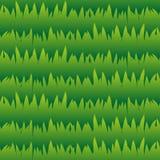 Безшовная картина травы, иллюстрация природы лужайки для обоев бесплатная иллюстрация