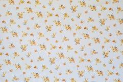 Безшовная картина, флористическая предпосылка ткани. Стоковое фото RF