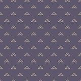 Безшовная картина цвета с картиной цвета стрелок motifSeamless с мотивом стрелок абстрактный minimalist предпосылки иллюстрация вектора