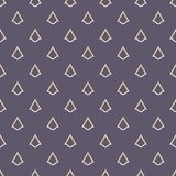 Безшовная картина цвета с мотивом стрелок абстрактный minimalist предпосылки иллюстрация штока