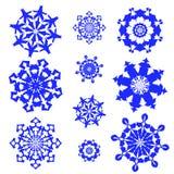 Безшовная картина цветка - иллюстрация Стоковая Фотография RF