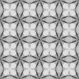 Безшовная картина цветков спирографа повторения иллюстрация вектора