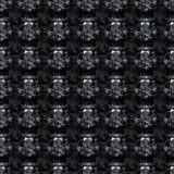 Безшовная картина черных алмазов бесплатная иллюстрация