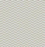 Безшовная картина шеврона в ретро стиле. Стоковые Изображения RF