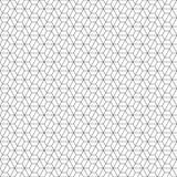 Безшовная картина шестиугольников предпосылка геометрическая Стоковые Изображения RF