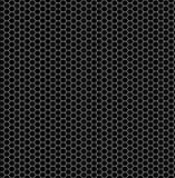 Безшовная картина шестиугольной сетки бесплатная иллюстрация