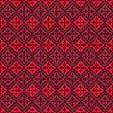 Безшовная картина Стоковые Фотографии RF