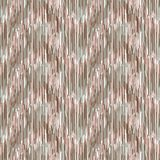 Безшовная картина ikat Абстрактная предпосылка для дизайна ткани, обои, поверхностные текстуры бесплатная иллюстрация