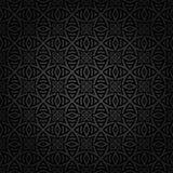 Безшовная кельтская картина Стоковое Изображение